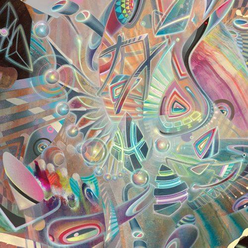 fine art print at the gates detail fractals