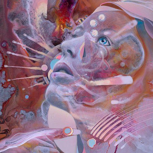 Trust Visionary psychedelic art print ayahuasca psychedelische kunst kunstdruck