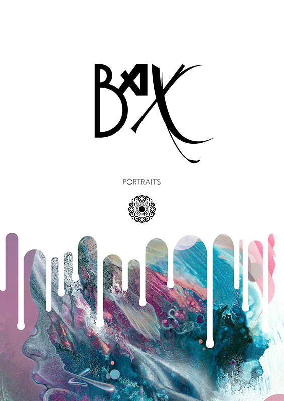 Psychedelic art book konstantin bax abstract art1