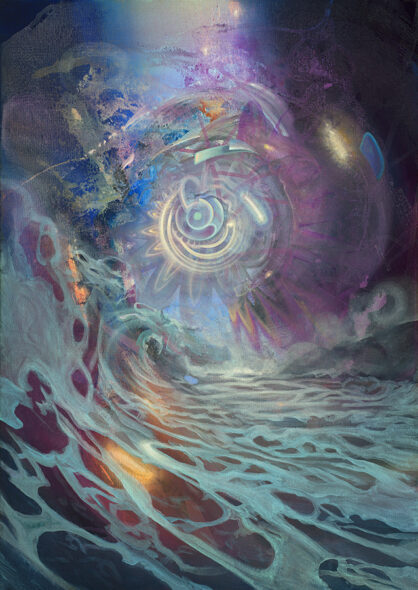 Dennis Konstantin Bax The wave