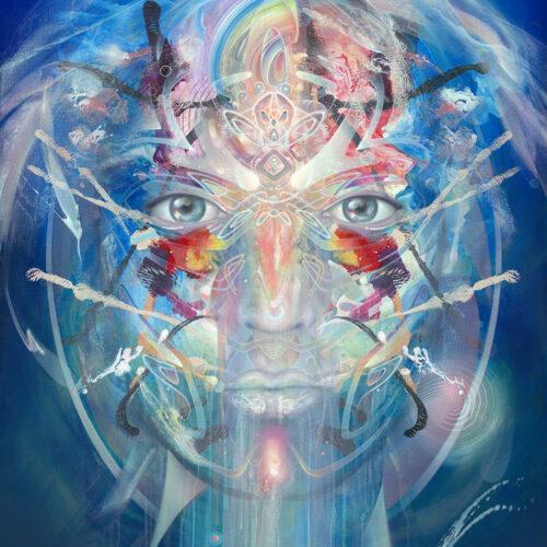 visionary art konstantin bax behind blue eyes